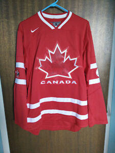 Vancouver 2010 Olympics Team Canada Jersey