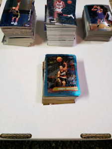 Premium basketball cards