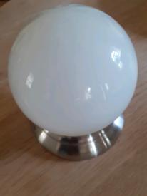 Bathroom Globe Light