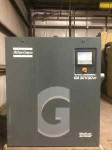 40 HP Atlas Copco Air Compressor