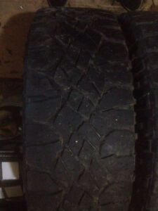 LT265/70R17 Goodyear Duratracs