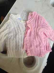 0-3 month sweaters and coat London Ontario image 2