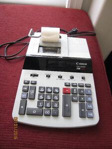 Canon Desktop Printing Calculator