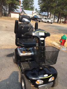 4 Wheel Shoprider Scooter REDUCED Again