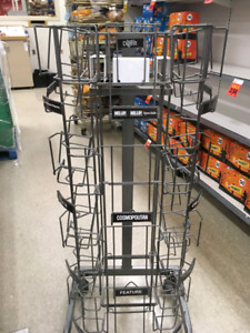 Free Metal Magazine Racks for pick up in Bay Roberts