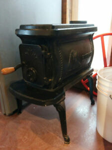 Small woodstove