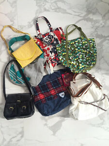 All bags ranging from $0 to 40