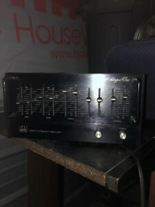 Stereo Frequency Equalizer