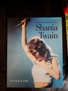 The Story of Shania Twain hardcover UK book 2000