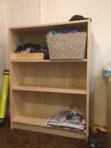 IKEA BOOK SHELF - pick up assembled asap