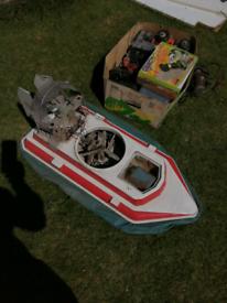 Radio control items