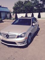 Great Great deal ! 2012 Mercedes-Benz C-250 AMG (fully loaded)