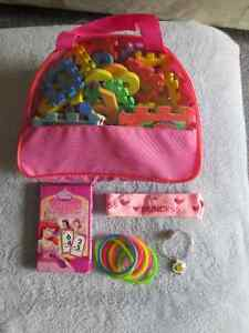 Bag full of foam puzzle Alphabet & #'s 90Pcs in Bag