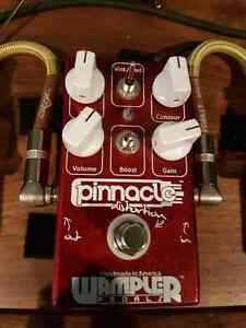 Wampler pinnacle standard Overdrive distortion Pedal Edmonton Edmonton Area image 1