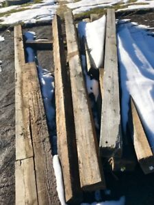 PT timber 4 x 6 x 12ft.  I have 12 lengths in various condition.
