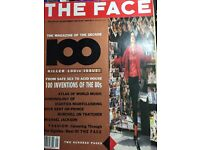The Face magazine 100th issue
