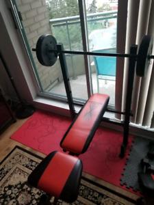 Bench press +++
