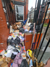 Man and van Rubbish removal waste collection garden clearance anyjunk