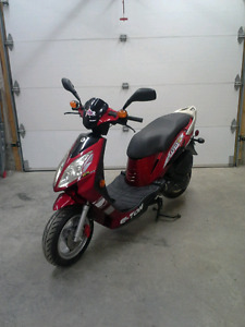 E-ton matrix 150cc