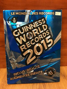 Guinness world records 2015 60ieme mondial des records