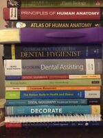 Dental assisting and hygiene books