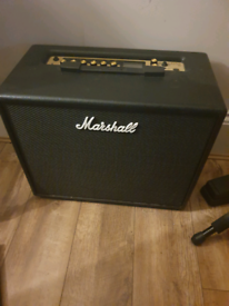 Marshall CODE 50 amp and pedal
