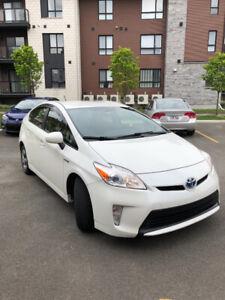 Toyota Prius hybrid 2013 à vendre