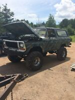 Looking for 1978 bronco parts