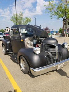 1939 Fargo truck rat rod