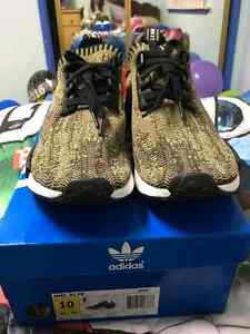 Adidas NMD Prime Knit Olive Camo