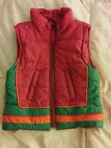 Manteau sans manche - children place  - fille 6-9 mois