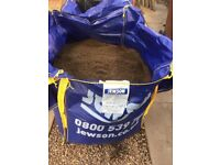 Bulk bag sharp sand only £10. Collection only