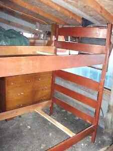 Maple Bunk Beds