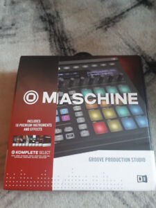 maschine mk2 mind condition sotfware cable and license
