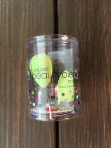 Two Beautyblender Micro Minis