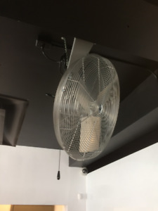 Large Oscillating Fans - 2 BRAND New Units