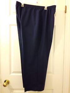 Dress Pants 1 Navy Color