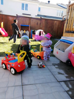 Happyangels home daycare have 2 spaces  available