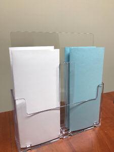 Brochure/Pamphlet holder
