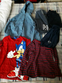Boys clothes age 11 - 12