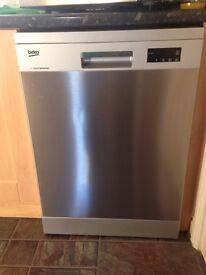 Beko prosmart inverter dishwasher