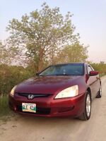 2005 Honda Accord *Safetied* *Low KM*