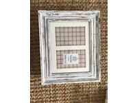 Selling x4 distressed shabby chic picture frames