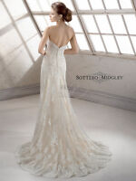 Sottero and Midgley Wedding Gown Viera Maggie Sottero Ivory Lace