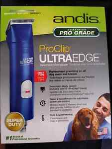 Brand New Andis ProClip UltraEdge professional Clippers