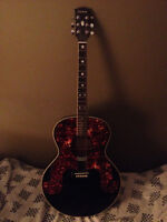 1988 epiphone sq-180 everly brothers model acoustic