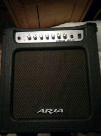 Aria Bass guitar amp
