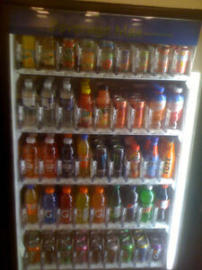 Vending Route: Drinks and Snacks