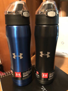 "Water Bottle 18oz - ""Under Armour"", Brand New!"