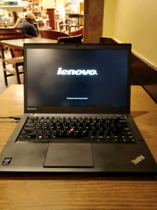 ThinkPad T440s i7 vPro 8gb Ram 256SSD